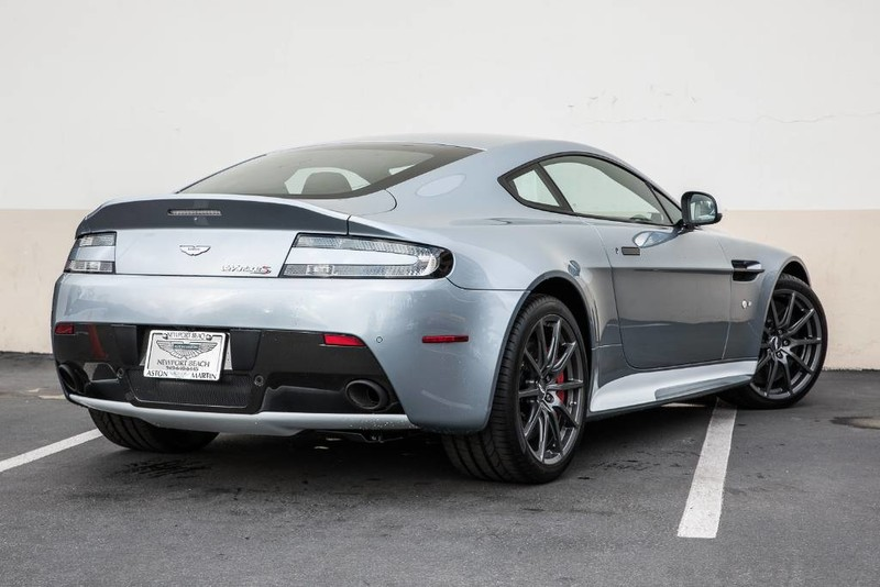 New 2017 Aston Martin Vantage S Coupe In Newport Beach