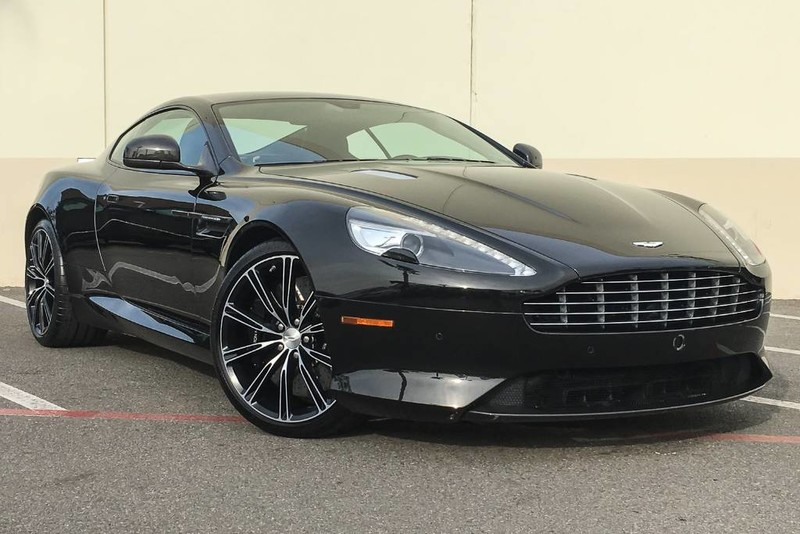 Certified Pre Owned 2015 Aston Martin DB9 Carbon Edition