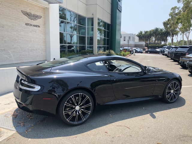 Certified PreOwned Aston Martin DB Coupe In Newport Beach - Aston martin db9 pre owned
