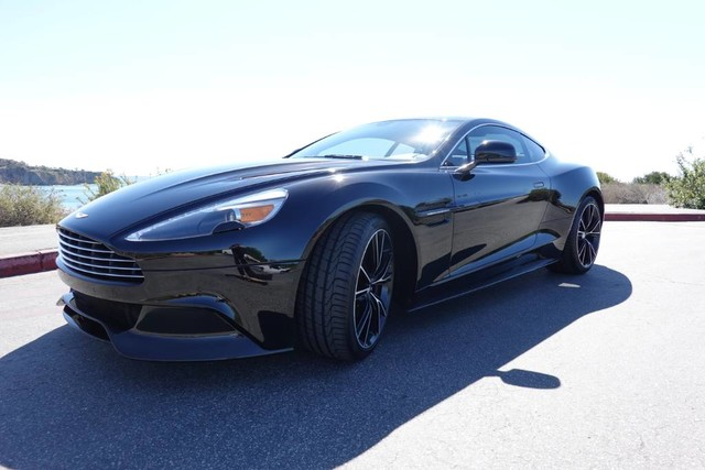 Certified PreOwned Aston Martin Vanquish Coupe Coupe In - Aston martin certified pre owned