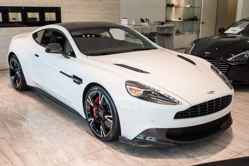 new 2018 aston martin vanquish s coupe in newport beach a18001 aston martin newport beach. Black Bedroom Furniture Sets. Home Design Ideas