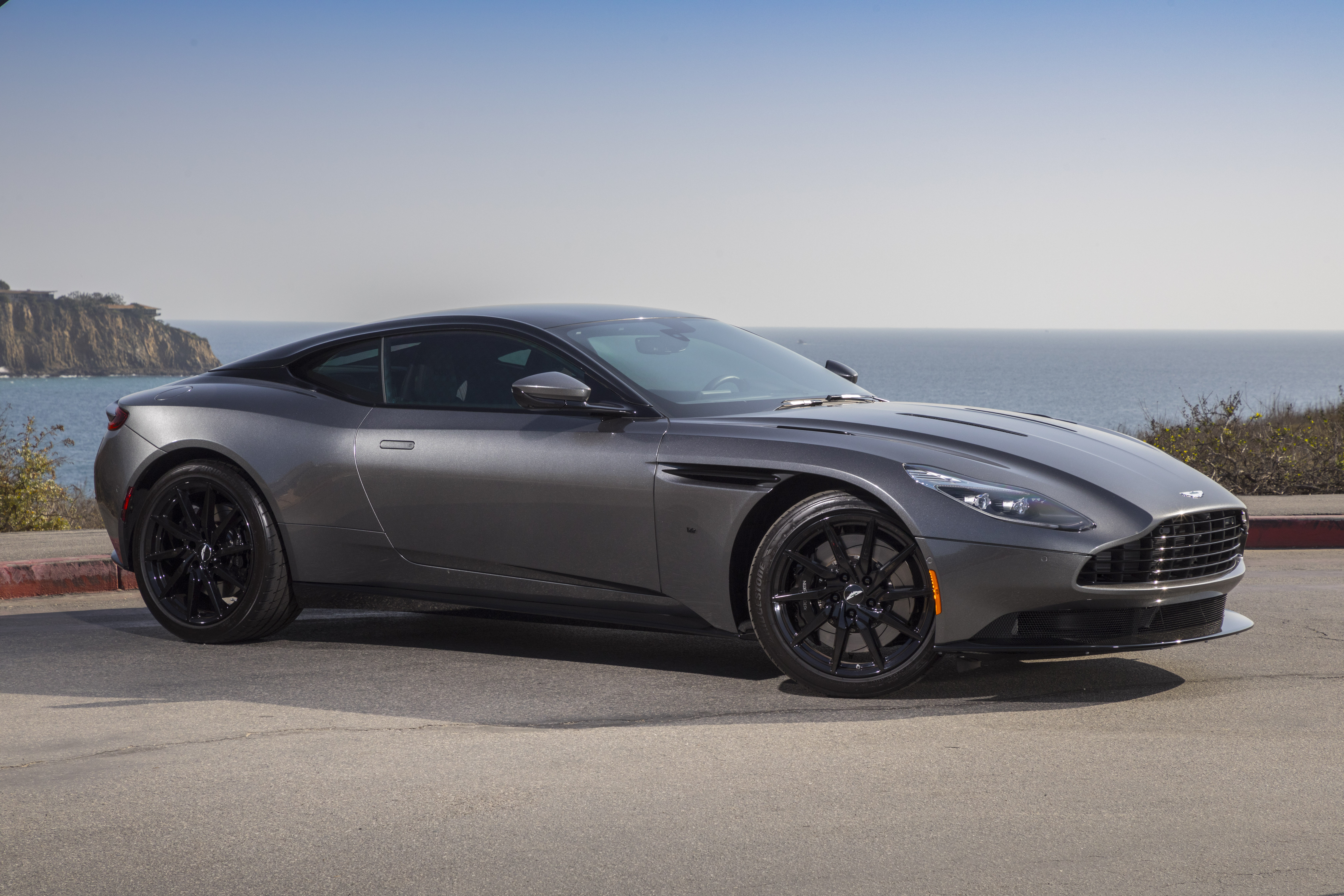 Certified Pre-Owned 2017 Aston Martin DB11 Launch Edition Coupe