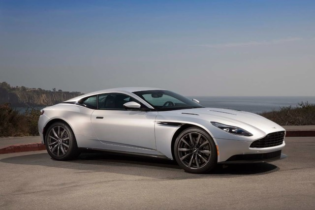 New 2018 Aston Martin DB11 V12 Coupe