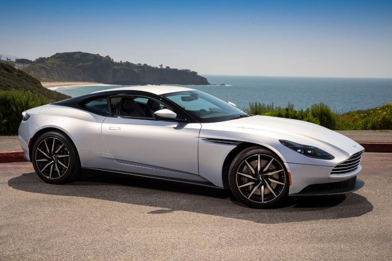 Certified Pre-Owned 2019 Aston Martin DB11 V8
