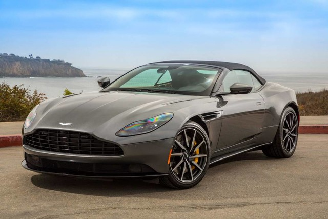 2019 Aston Martin Db11 V8 For Sale In Newport Beach A19005