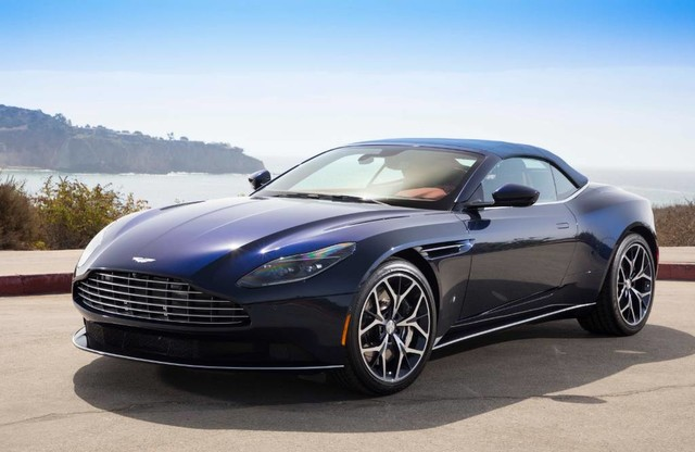 2019 Aston Martin Db11 V8 For Sale In Newport Beach A19040