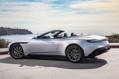 New 2019 Aston Martin DB11 V8 Volante